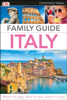 Family Guide Italy, Paperback Book
