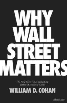 Why Wall Street Matters, Hardback Book