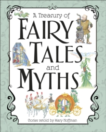 A Treasury of Fairy Tales and Myths, Mixed media product Book