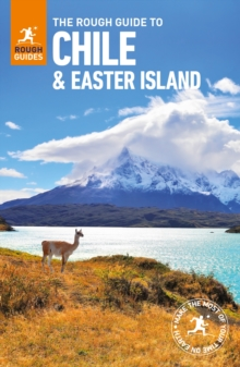 The Rough Guide to Chile & Easter Islands, Paperback / softback Book