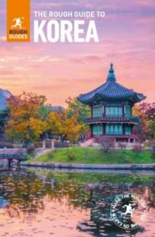 The Rough Guide to Korea (Travel Guide), Paperback / softback Book