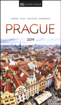 DK Eyewitness Travel Guide Prague : 2019, Paperback / softback Book