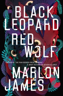 Black Leopard, Red Wolf : Dark Star Trilogy Book 1, Hardback Book