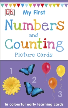 My First Numbers and Counting, Cards Book