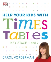 Help Your Kids With Times Tables, Paperback Book