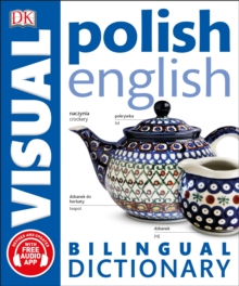 Polish-English Bilingual Visual Dictionary, Paperback / softback Book
