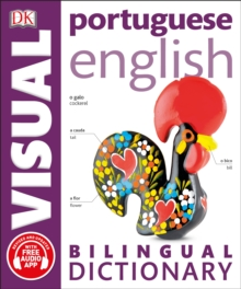 Portuguese-English Bilingual Visual Dictionary, Paperback / softback Book