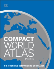 Compact World Atlas, Paperback / softback Book