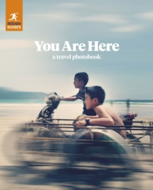 Rough Guides You Are Here, Paperback Book