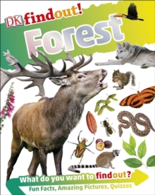 DKfindout! Forest, EPUB eBook