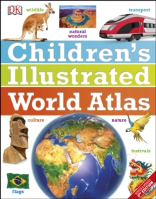 Children's Illustrated World Atlas, PDF eBook