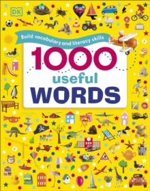 1000 Useful Words : Build Vocabulary and Literacy Skills, Hardback Book