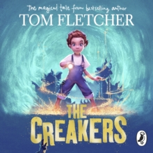 The Creakers, CD-Audio Book