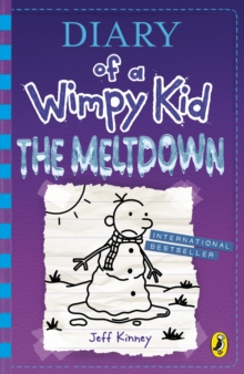 Diary of a Wimpy Kid: The Meltdown (book 13), Hardback Book