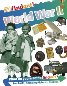 DKfindout! World War II, EPUB eBook