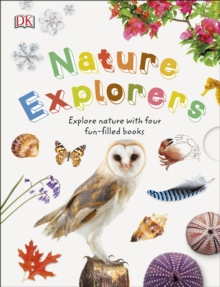 Nature Explorer Box Set, Mixed media product Book