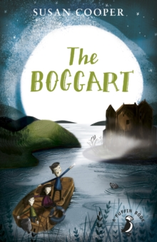 The Boggart, Paperback Book