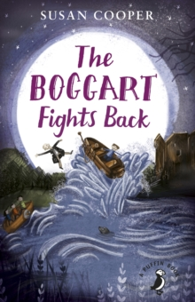 The Boggart Fights Back, Paperback Book