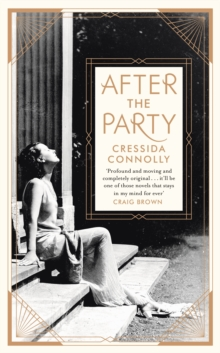 After the Party, Hardback Book