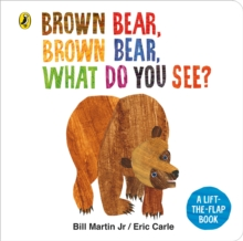 Brown Bear Lift-the-Flap, Board book Book