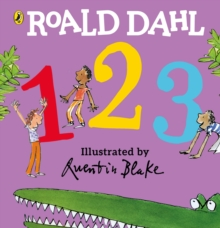 Roald Dahl's 123 : (Counting Board Book), Board book Book