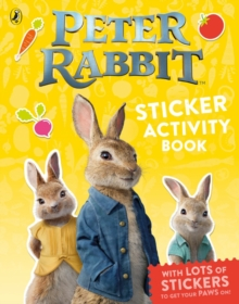 Peter Rabbit The Movie: Sticker Activity Book, Paperback / softback Book