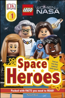 LEGO Women of NASA Space Heroes, Hardback Book
