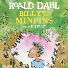 Billy and the Minpins (illustrated by Quentin Blake), eAudiobook MP3 eaudioBook