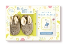 Tale of Peter Rabbit Book and First Booties Gift Set, Undefined Book
