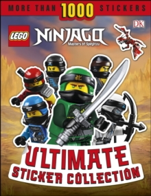 LEGO NINJAGO Ultimate Sticker Collection, Paperback / softback Book