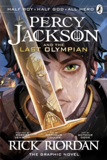 The Last Olympian: The Graphic Novel (Percy Jackson Book 5), Paperback / softback Book