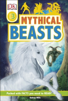 Mythical Beasts, Hardback Book