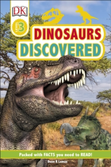 Dinosaurs Discovered, Hardback Book