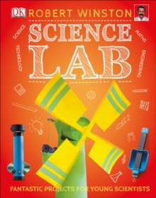 Science Lab, Hardback Book