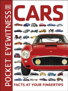 Pocket Eyewitness Cars : Facts at Your Fingertips, Paperback Book