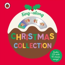 Sing-along Christmas Collection : CD and Board Book, Mixed media product Book