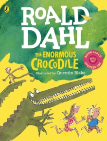 The Enormous Crocodile (Book and CD), Mixed media product Book
