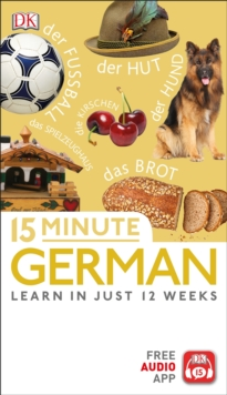 15 Minute German : Learn in Just 12 Weeks, PDF eBook