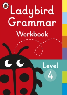 Ladybird Grammar Workbook Level 4, Paperback / softback Book