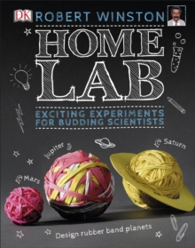 Home Lab : Exciting Experiments for Budding Scientists, EPUB eBook