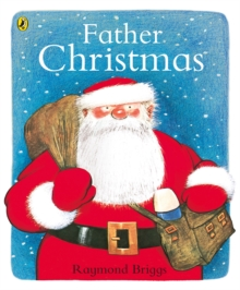 Father Christmas, Hardback Book