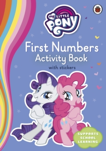 My Little Pony First Numbers Activity Book, Paperback / softback Book