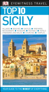 DK Eyewitness Top 10 Sicily, PDF eBook
