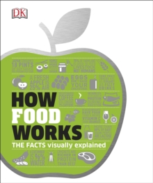 How Food Works : The Facts Visually Explained, PDF eBook