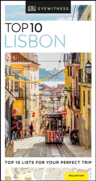 DK Eyewitness Top 10 Lisbon, Paperback / softback Book