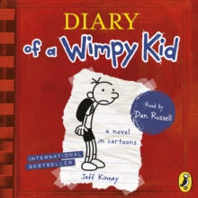 Diary Of A Wimpy Kid (Book 1), CD-Audio Book