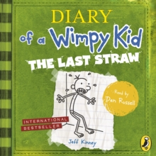 The Last Straw (Diary of a Wimpy Kid book 3), CD-Audio Book
