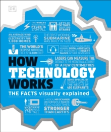 How Technology Works : The facts visually explained, Hardback Book