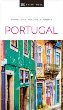DK Eyewitness Travel Guide Portugal, Paperback / softback Book