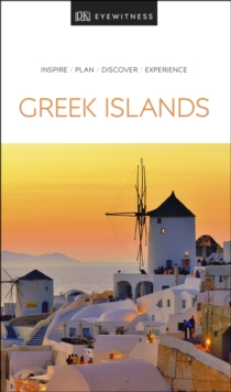 DK Eyewitness Greek Islands, Paperback / softback Book